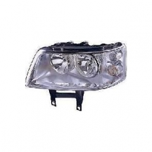T5 Headlamp Twin Caravelle Style with Motor (03-10) Left