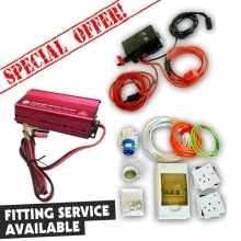 Battery Charger Bundle Offer 2
